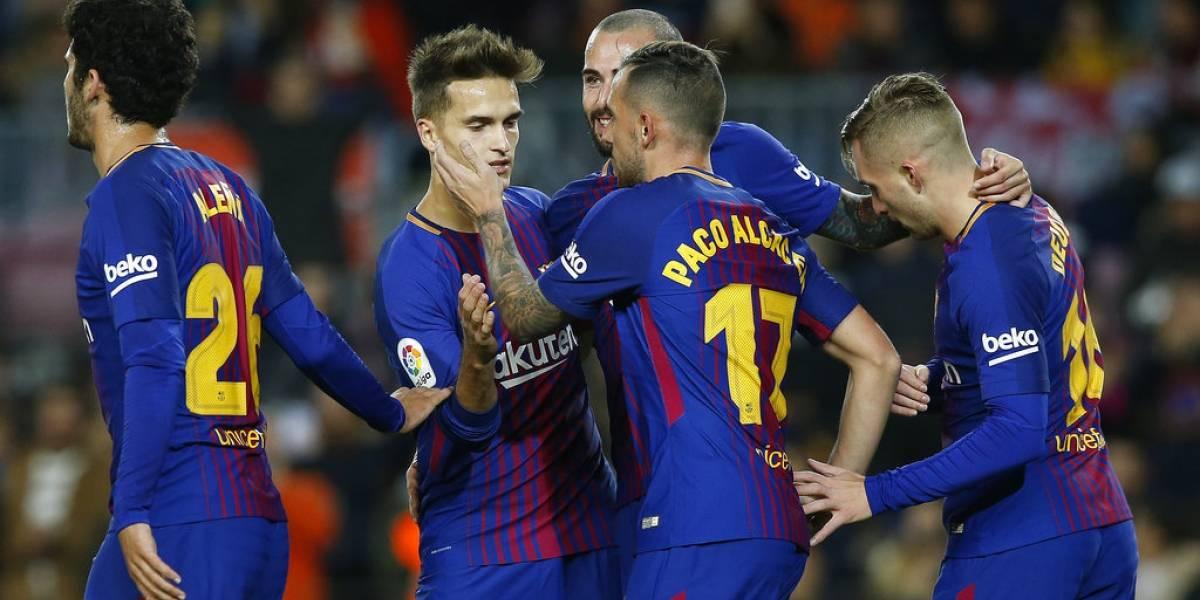 EN VIVO: Barcelona ya está goleando al Murcia en el Camp Nou