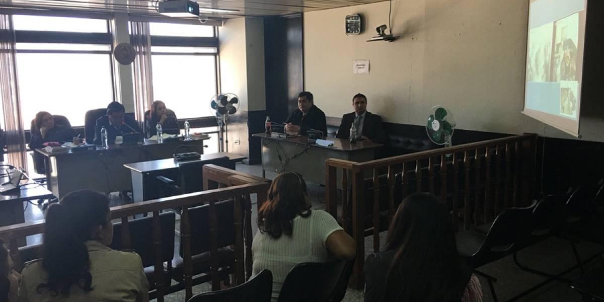 Integrantes de la Mara Salvatrucha condenados a 77 años de cárcel