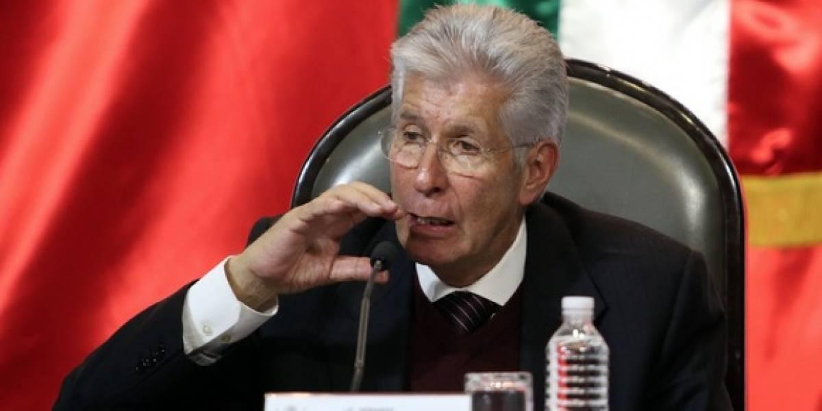 Ruiz Esparza reporta avance de 81 por ciento en Programa de Infraestructura