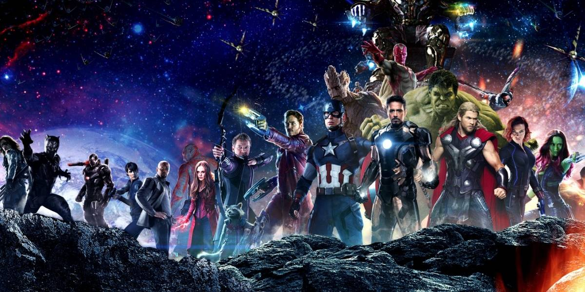 Heróis se reúnem no primeiro trailer de Vingadores: Guerra Infinita