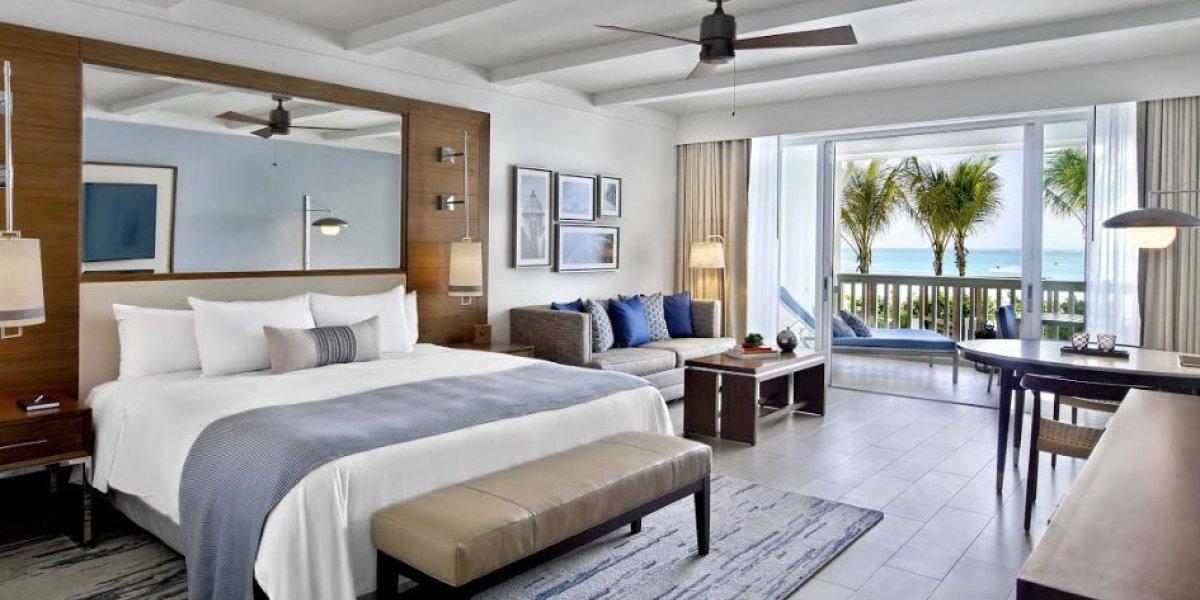 El San Juan Hotel abrirá parcialmente