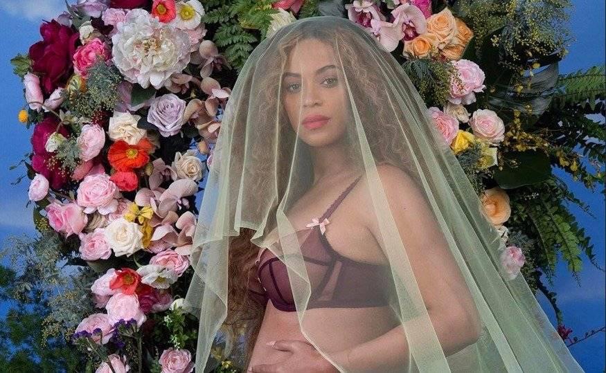 FOTO DO ANO: Beyoncé grávida. A imagem da cantora esperando os filhos gêmeos se tornou a mais curtida do Instagram neste ano com mais de 11,1 milhões de likes. Divulgação