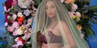 Beyoncé - grávida