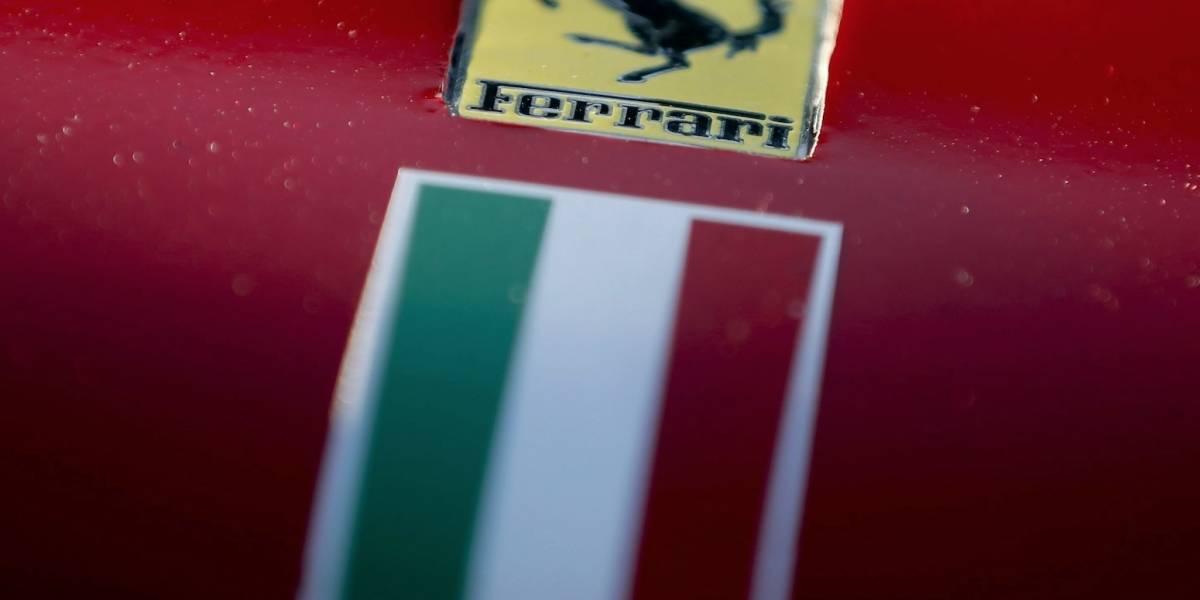 Arrestan hombre por robo de Ferrari tras pedir dinero para echar gasolina