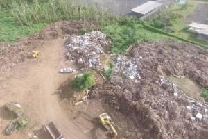 escombros en Vega Alta