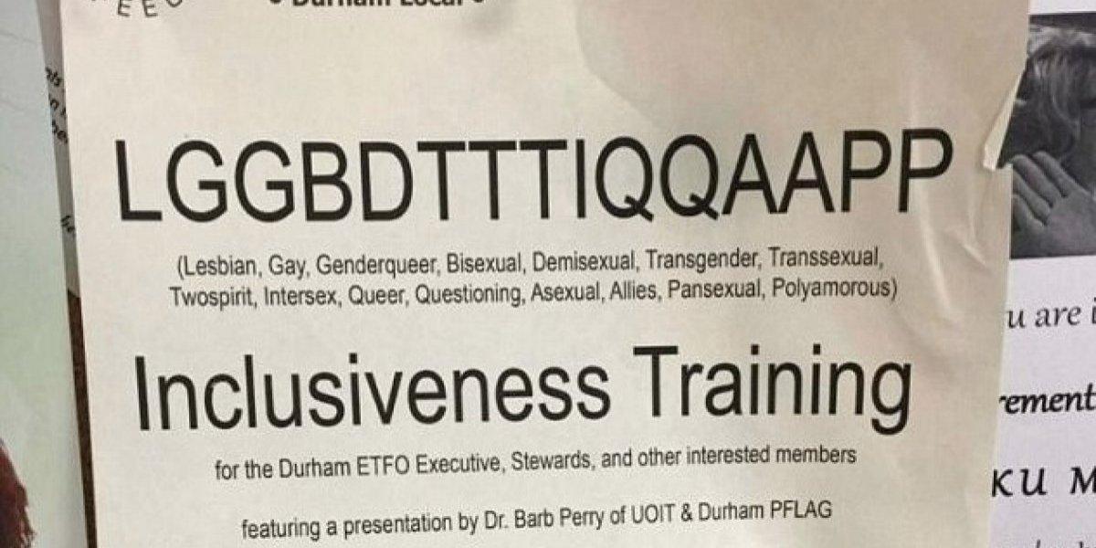 LGBT evoluciona a LGGBDTTTIQQAAPP en Canadá