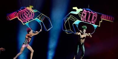 """""""Sép7imo Día"""" de Cirque du Soleil"""