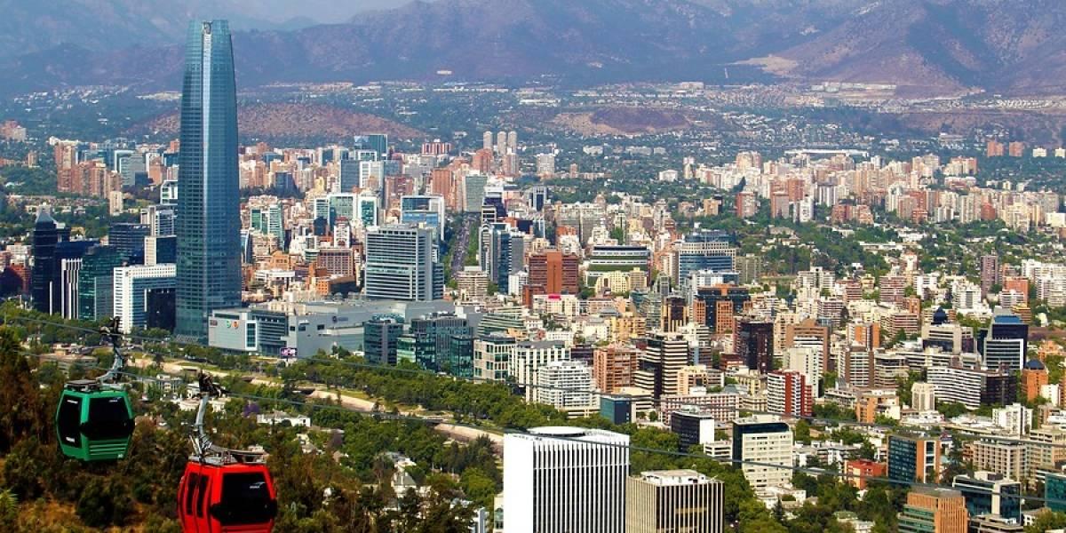 Prestigiosa revista de viajes destaca a Santiago como destino imperdible para 2018