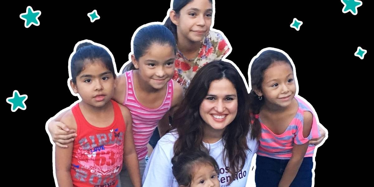 Asociación civil brinda 'Sueños conSentido' a niños de NL y CDMX