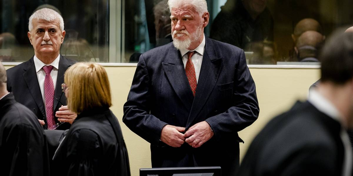 Las incógnitas del suicidio: ¿Cómo consiguió el criminal de guerra Slobodan Praljak burlar la seguridad y entrar el veneno a la sala?