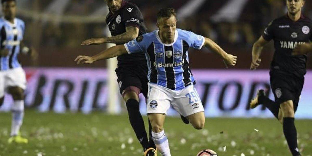 La joya de Gremio que Barcelona siguió en directo en la final de la Libertadores