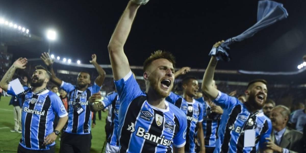 """""""Gremio se libró del trauma argentino"""": Brasil se rinde al nuevo """"Rey de América"""""""