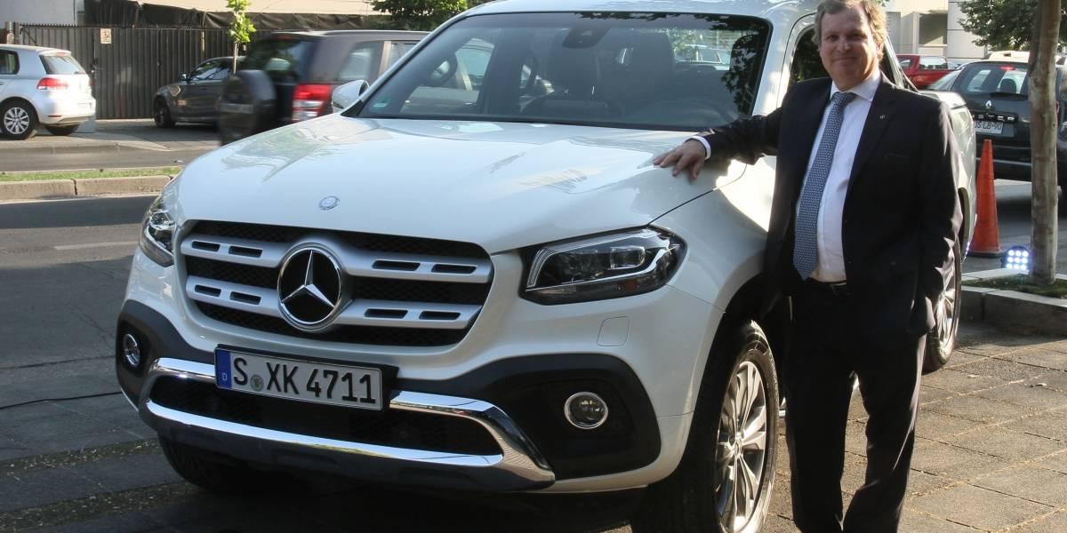 JPN celebra 30 años de trabajo con Mercedes-Benz