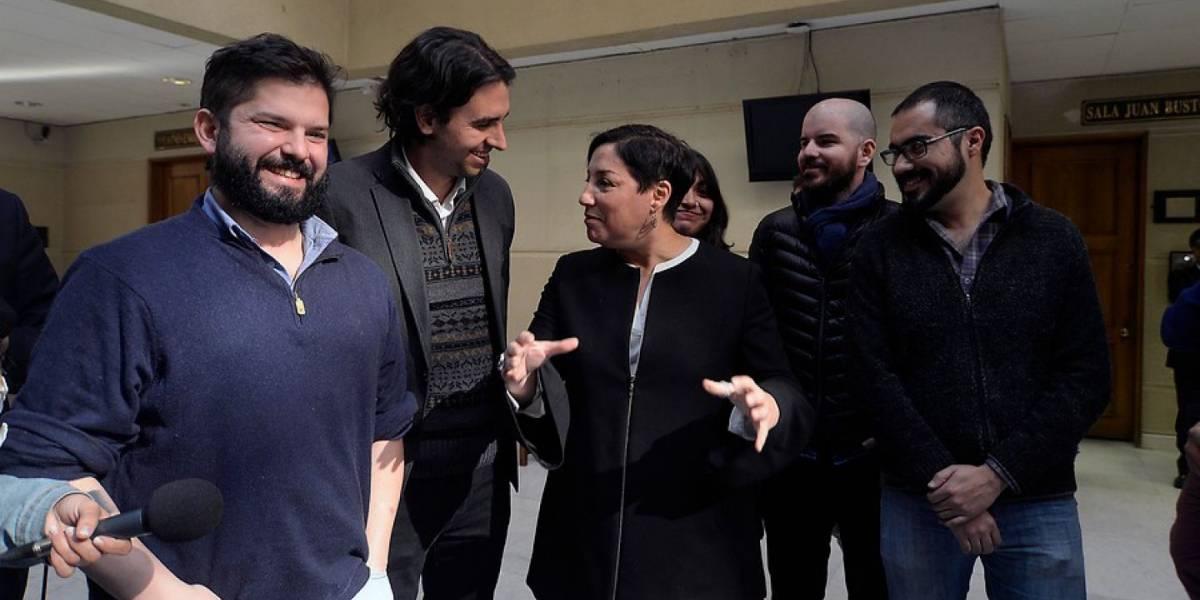 Frente Amplio anunciará este jueves si entrega su apoyo a Alejandro Guillier