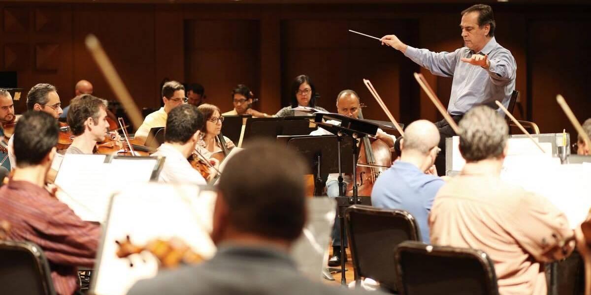 """Maximiano Valdés: """"Hay que proteger la Orquesta Sinfónica"""""""