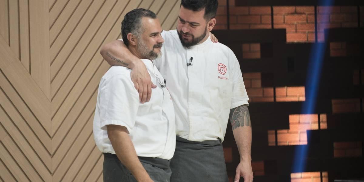 MasterChef Profissionais: É inexplicável a sensação, diz Pablo sobre ser finalista