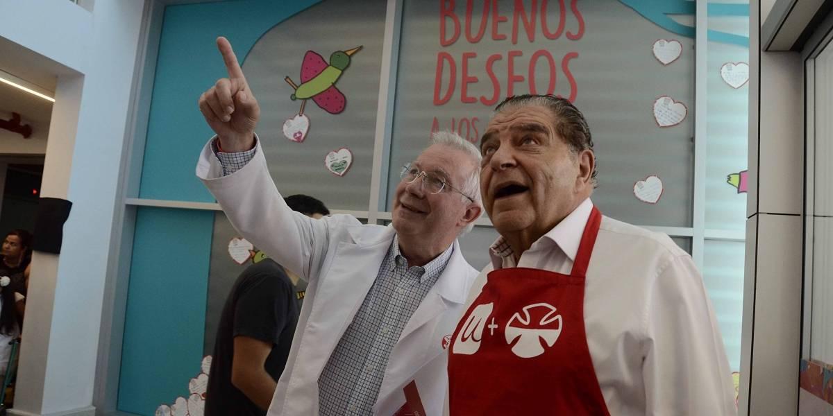 """Don Francisco en la antesala de la Teletón: """"Si no viene todo Chile, no superamos la meta"""""""