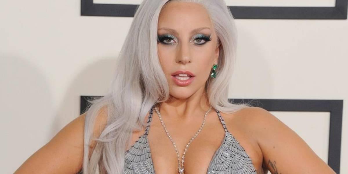 Lady Gaga y su sensual destape