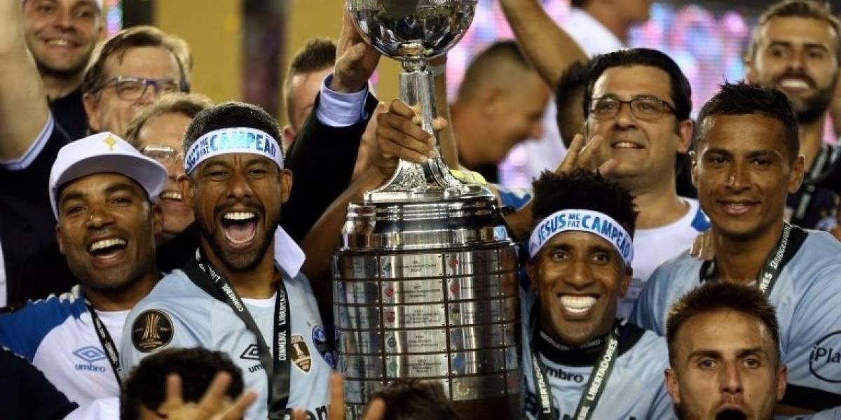 El Gremio de Brasil se alza con su tercera Copa Libertadores tras derrotar por 1-2 al Lanús de Argentina