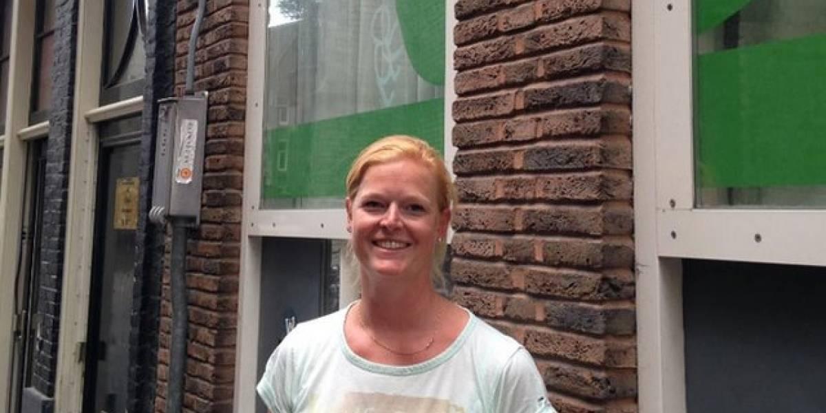 Holanda: la guardería que está entre dos burdeles en el Barrio Rojo de Ámsterdam