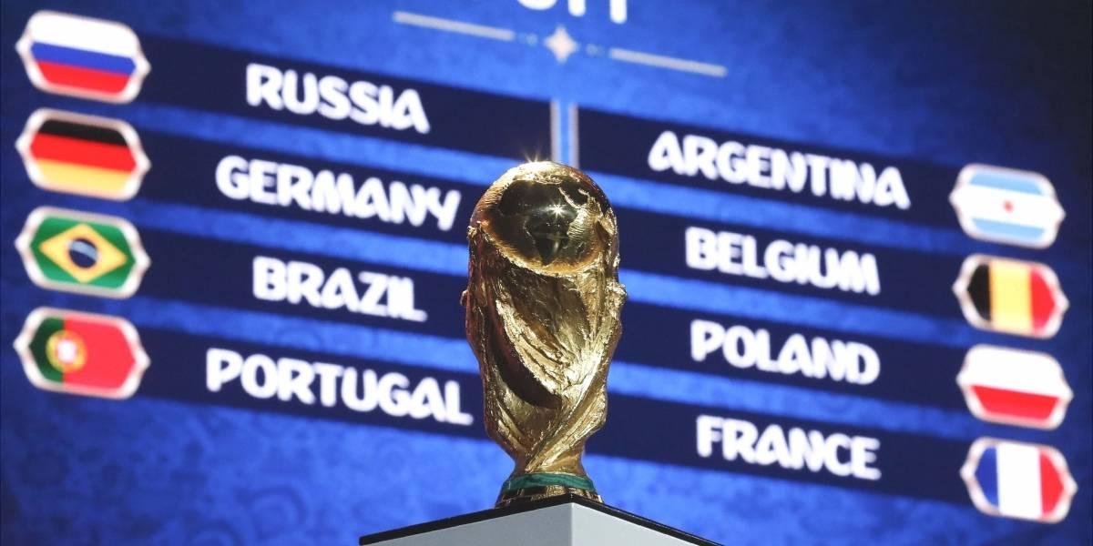 Lo mejor y lo peor que le puede tocar a tu selección en el sorteo de los grupos del Mundial de Rusia 2018