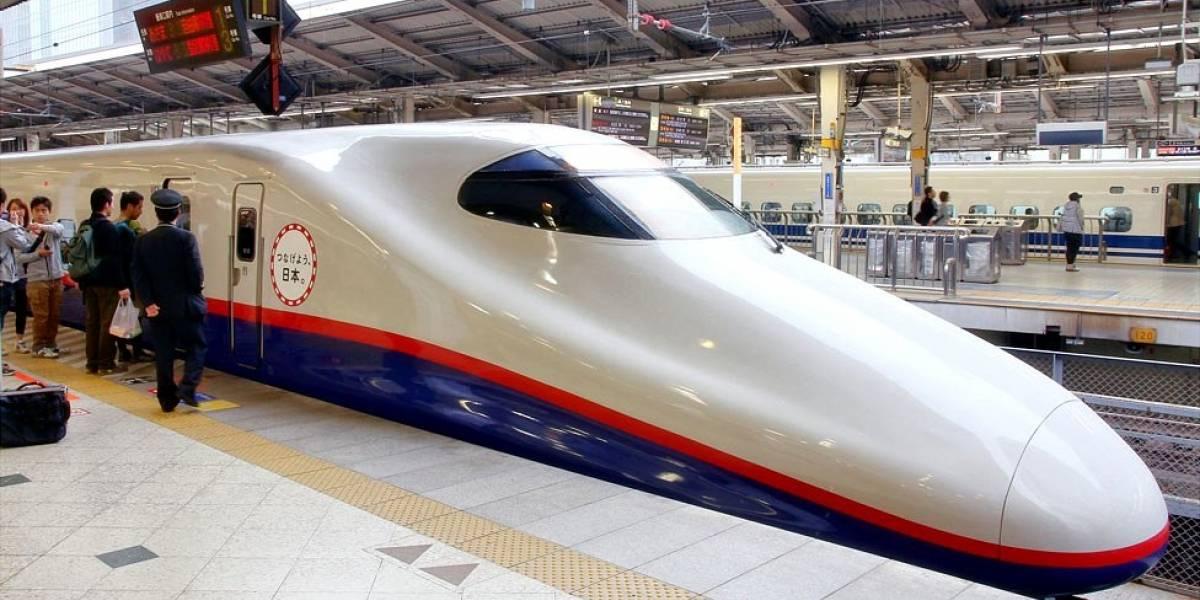 Cómo el hobby de un ingeniero japonés permitió resolver el gran problema del famoso tren bala