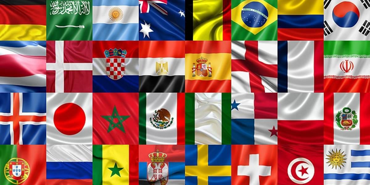 Ponte a prueba: ¿cuánto sabes de las selecciones del Mundial de Rusia 2018?
