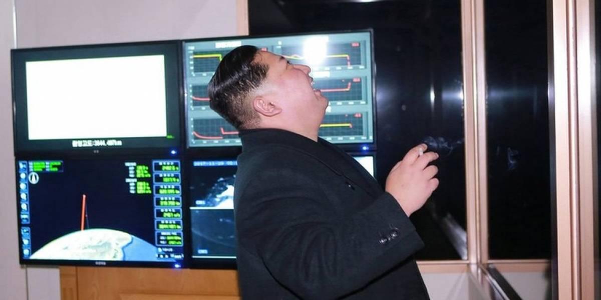Cómo se interpretan las imágenes del misil Hwasong-15 difundidas por Corea del Norte