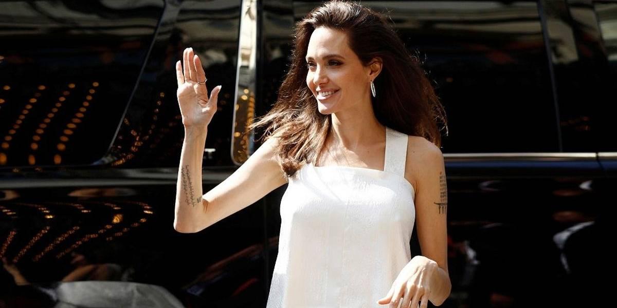 Angelina Jolie recusa R$ 327 milhões em acordo de divórcio