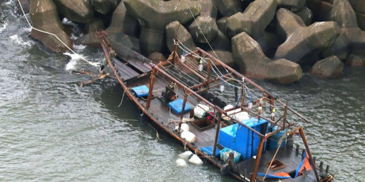 Terror en el océano Pacífico: ya van 24 barcos fantasmas con cadáveres que han atracado en las costas de Japón