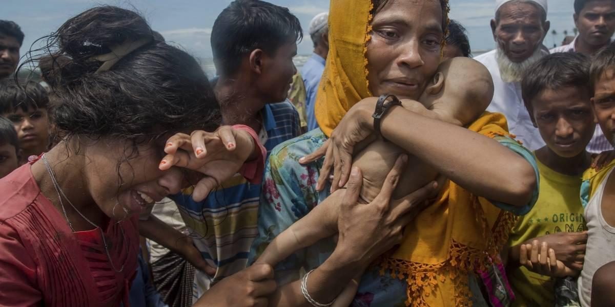 #LoveArmyForRohingya supera la meta de 1.5 millones de dólares