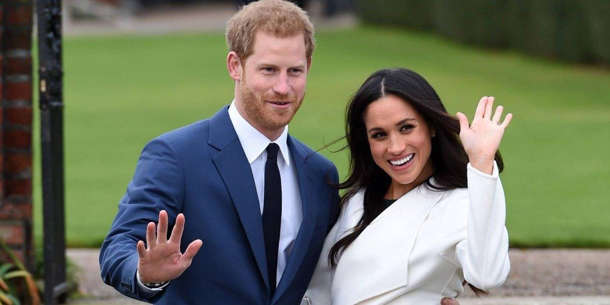 Príncipe Harry y Meghan Markle se casarán en mayo 2018