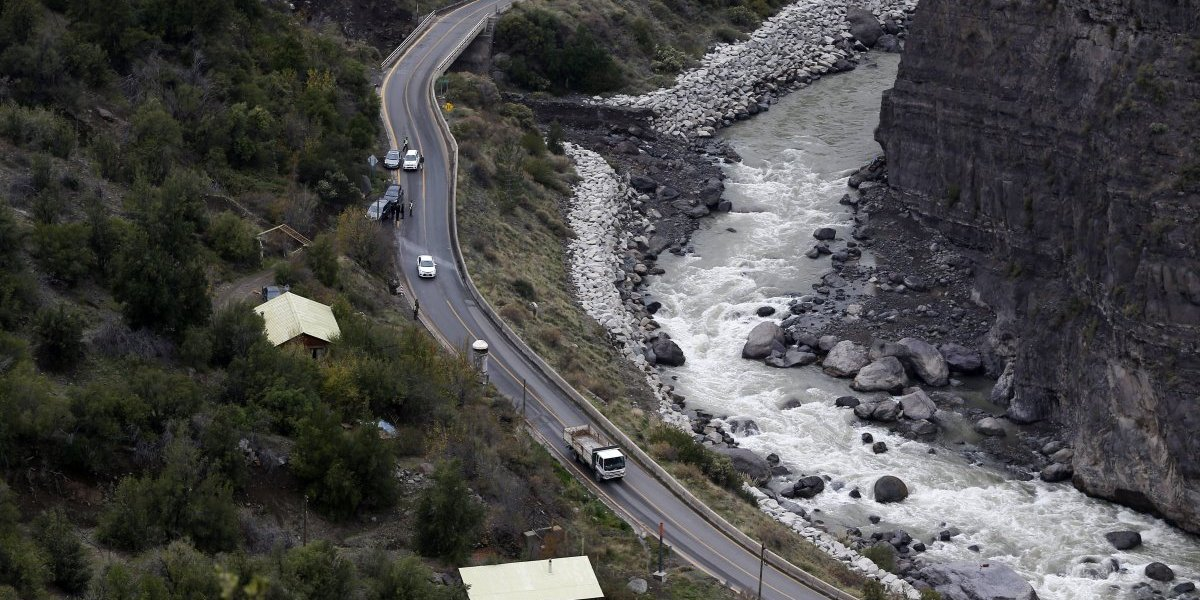 Dos excursionistas se encuentran extraviados en Cajon del Maipo