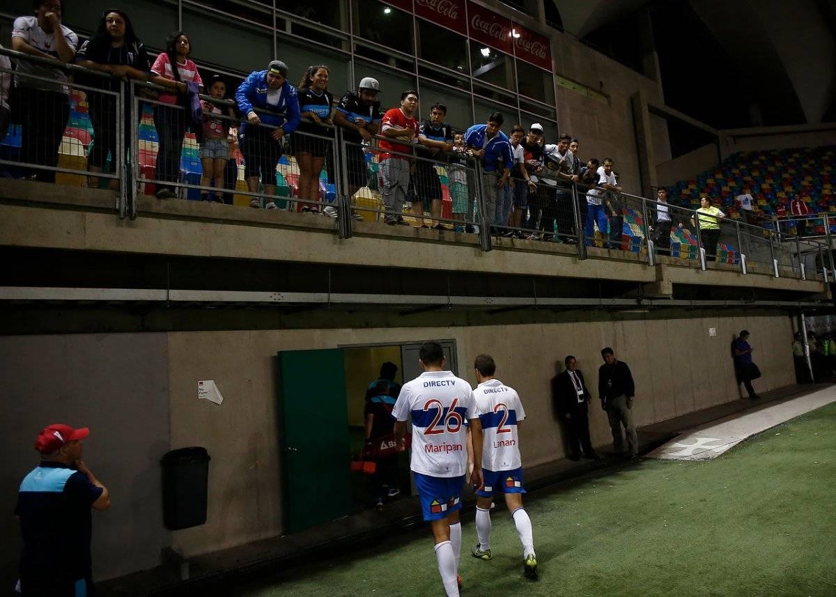 Dos campeonatos perdidos en las fechas finales ponían en duda a Mario Salas / imagen: Agencia UNO