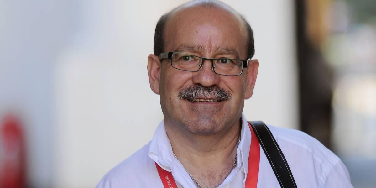 """Rolando Jiménez: """"Sólo una dictadura feroz, de extrema izquierda o extrema derecha, podría dejar nuestros logros atrás"""""""
