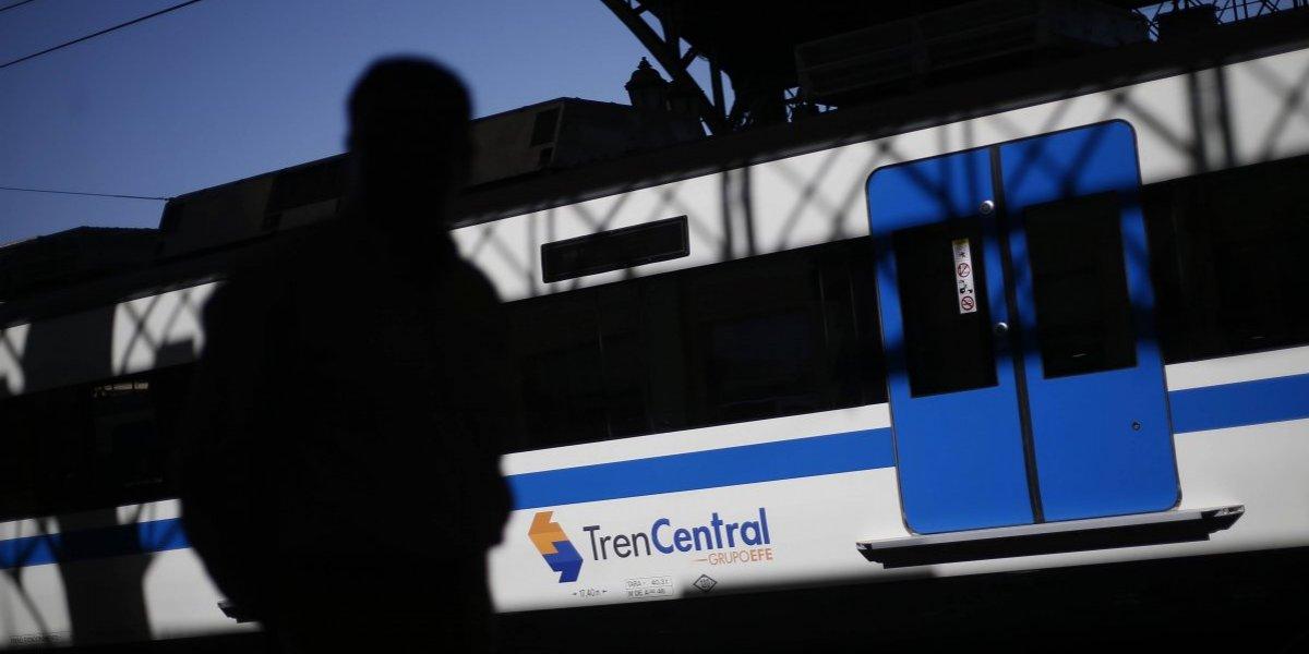 Sindicato de TrenCentral anuncian paralización para este viernes
