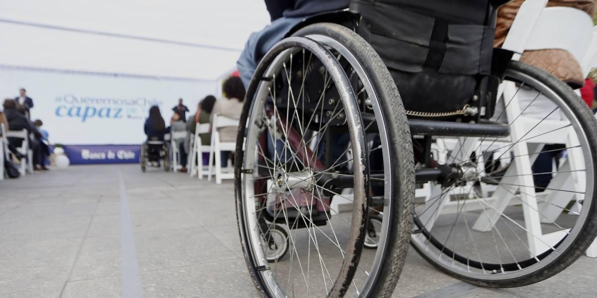 Sólo un 45% de las municipalidades a nivel nacional cuentan con un plan de discapacidad
