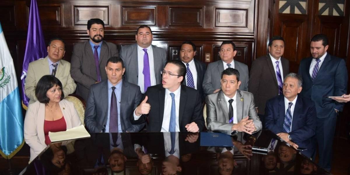 Bancada Todos deja alianza legislativa y fracasa presupuesto