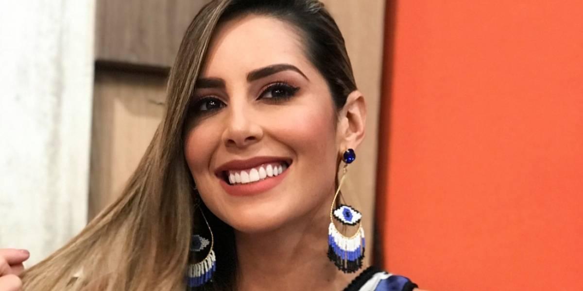 Carolina Soto responde a quienes la critican por no usar ropa de embarazo