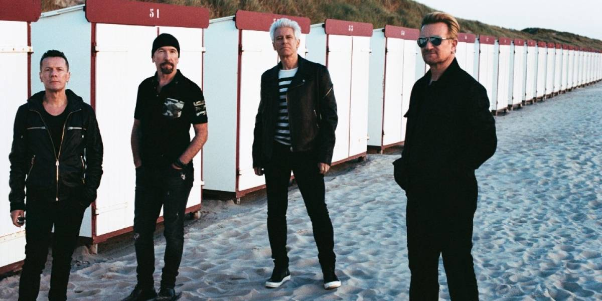 U2 habla de la transición entre Songs of Innocence y Songs of Experience