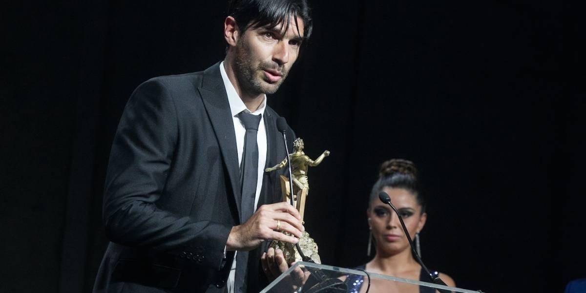 """Abreu, el Mejor de la B: """"Hablaban que llegaba un jugador de 40, pero fui goleador del torneo"""""""