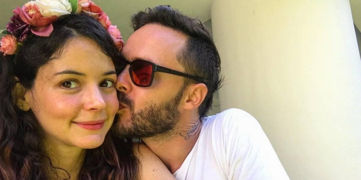 Una atrevida foto de Tatán Mejía y Maleja Restrepo muestra por qué están juntos