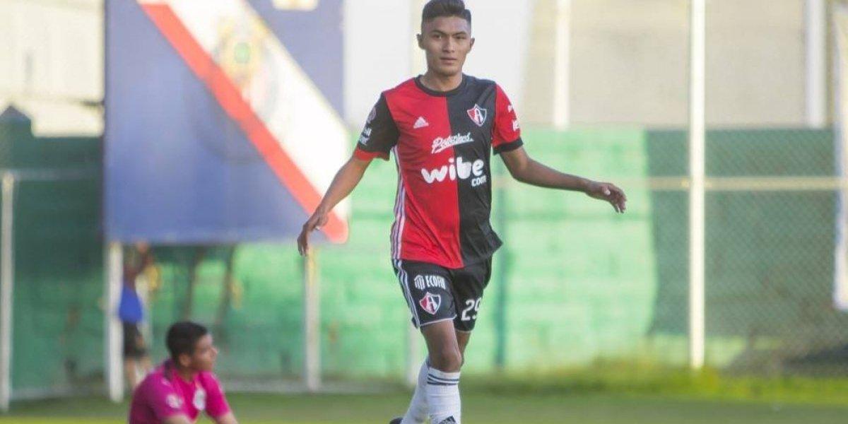 Clásico tapatío Sub-20 fue para Atlas: 5-0 sobre Chivas