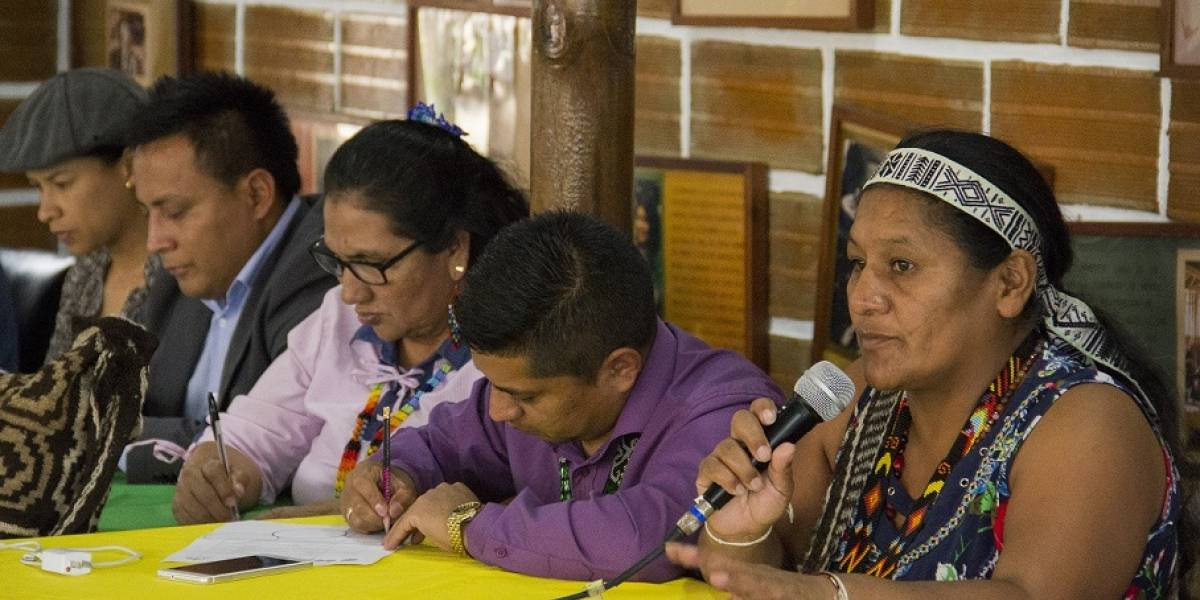 En alerta Pueblos Indígenas de Antioquia por violación a los derechos humanos