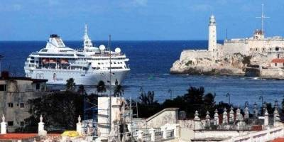 crucero Cuba