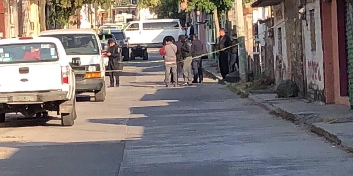 Enfrentamiento entre policías y grupo armado deja 6 muertos en Temixco