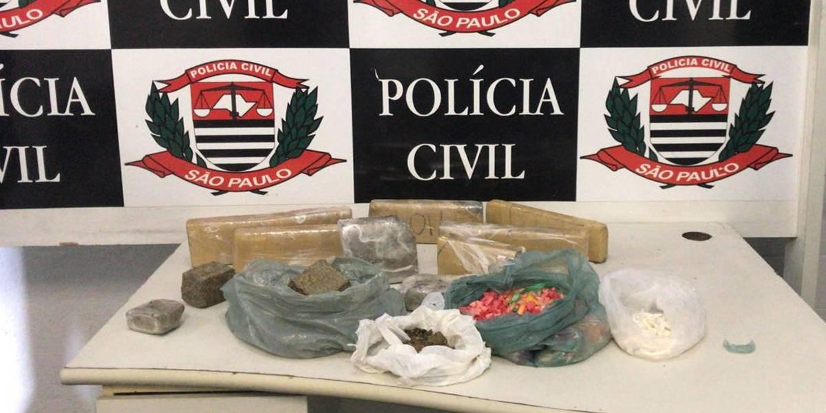 Operação na Baixada Santista detém 86 pessoas por tráfico de drogas