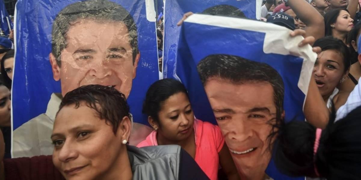 Hernández toma ligera ventaja en elecciones de Honduras, Nasralla desconoce resultados