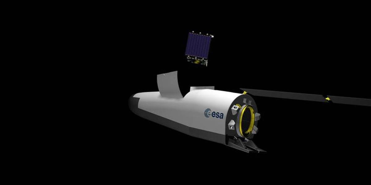 Com DNA italiano, Europa fará veículo de reentrada terrestre