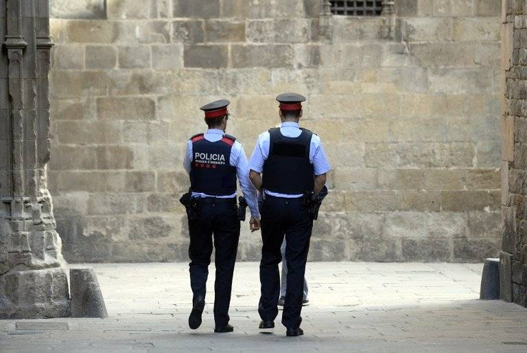 Policía de Cataluña